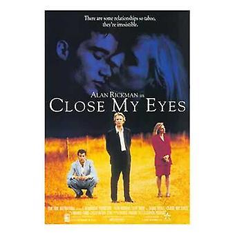 Close My Eyes Movie Poster (11 x 17)