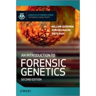 Un'introduzione alla genetica forense 2e da Goodwin