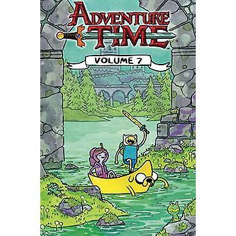 Adventure Time by Ryan North & Braden Lamb & Shelli Paroline