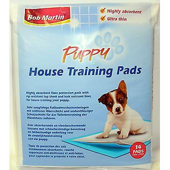 Bob Martin Puppy Training Pads 14pk (Pack of 6)
