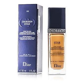 Christian Dior Diorskin Star Studio Makeup SPF30 - # 33 Apricot Beige - 30ml/1oz