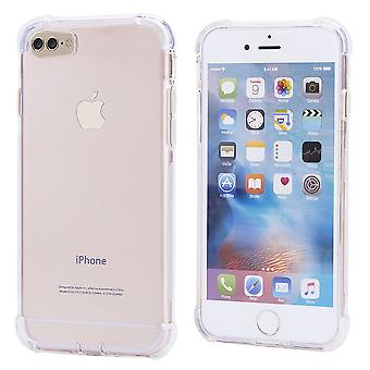 32nd Tough Gel case + stylus for Apple iPhone 7 / iPhone 8 - Clear