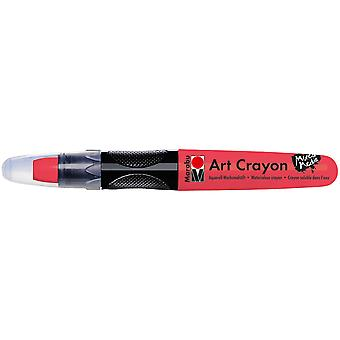 Marabu Creative Art Crayons-Chili 1409003-123