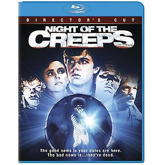 Night of the Creeps [BLU-RAY] USA import