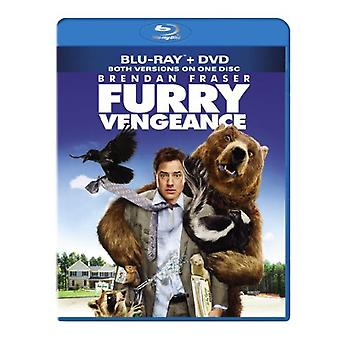 Furry Vengeance [BLU-RAY] USA import