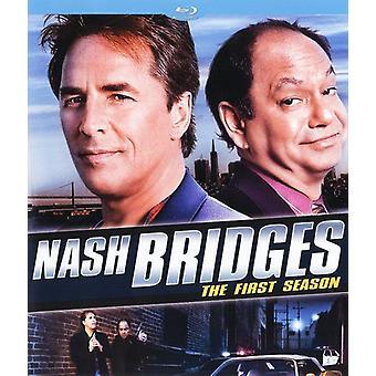 Nash Bridges Season the First Season [Blu-ray] USA import
