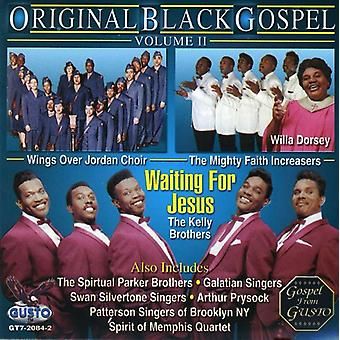 Original Black Gospel - Vol. 2-Original Black Gospel [CD] USA import