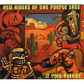 New Riders of the Purple Sage - 17 Pine Avenue [CD] USA import