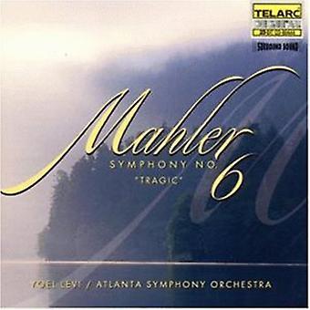 G. Mahler - Mahler: Symphony No.6 [CD] USA import