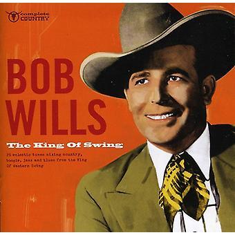 Bob Willis - kongen af Swing [CD] USA import