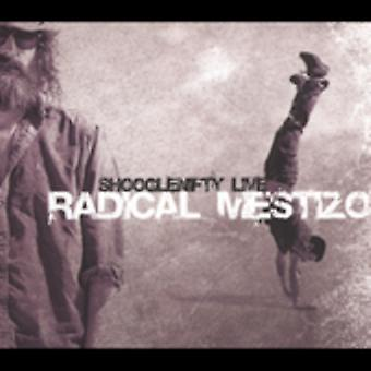 Shooglenifty - Radical Mestizo [CD] USA importar