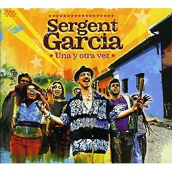 Sergent Garcia - Una Y Otra Vez [CD] USA import