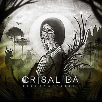 Crisalida - Terra Ancestral (LP + CD) [Vinyl] USA importerer