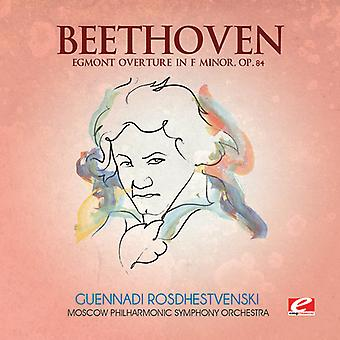 L.W Beethoven - Egmont-Ouvertüre in F Minor [CD] USA import