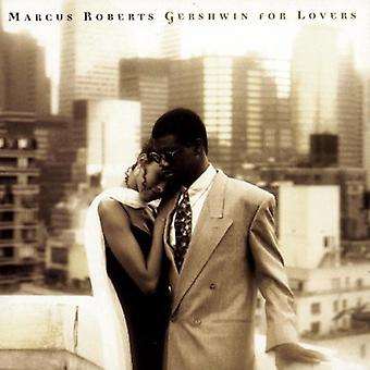 Marcus Roberts - Gershwin for Lovers [CD] USA import