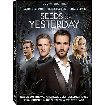 Seeds of Yesterday [DVD] USA import