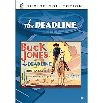 Deadline (1931) [DVD] USA import