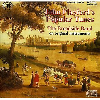 Bredside Band - John Playford populære melodier [CD] USA importerer