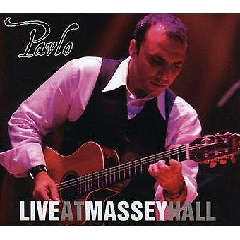 Pavlo - Live at Massey Hall [CD] USA import