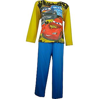 Boys Disney Cars / Lightning McQueen Long Sleeve Pyjama Set