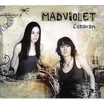 Madviolet - Caravan [CD] USA import
