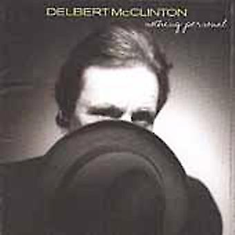 Delbert McClinton - Nothing Personal [CD] USA import