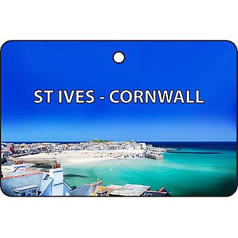 St Ives - Cornwall refrogerador de ar do carro