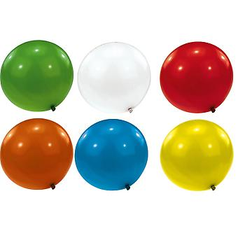 Giant balloon balloon 350 cm circumference without closure XXL balloon