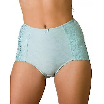 Camille Serenity Jacquard Light Control Support Brief Blue