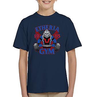 Hordak Etheria Gym She Ra Kid's T-Shirt