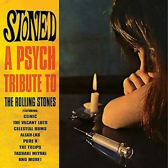 Stenas - en Psych hyllning till Rolling Stones - stenas - en Psych hyllning till Rolling Stones [Vinyl] USA import