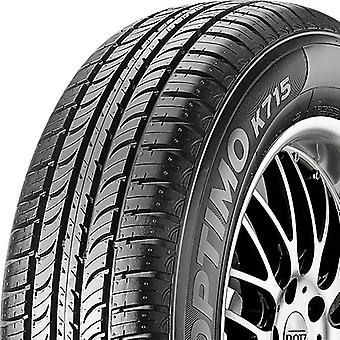 Summer tyres Hankook Optimo K715 ( 145/80 R13 75T SBL )