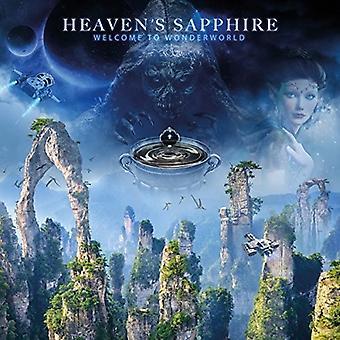 Heaven's Sapphire - Welcome to Wonderworld [Vinyl] USA import
