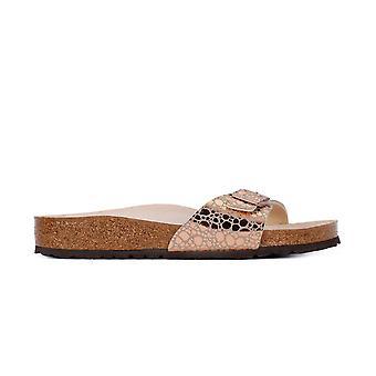 Birkenstock Madrid Metallic 1006693 universal  women shoes
