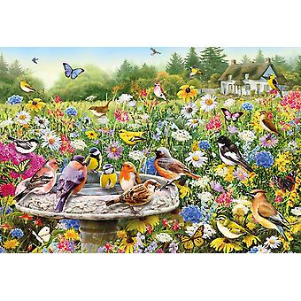 Gibsons The Secret Garden Jigsaw Puzzle (100 XXL Pieces)