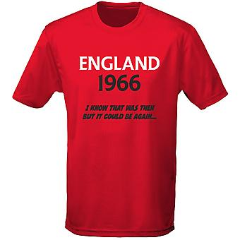 England 1966 Kids Unisex T-Shirt 8 Colours (XS-XL) by swagwear