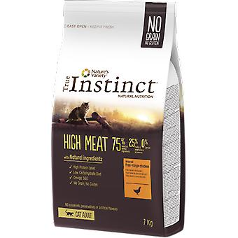 True Instinct food High Meat chicken (cats, food, dry food)