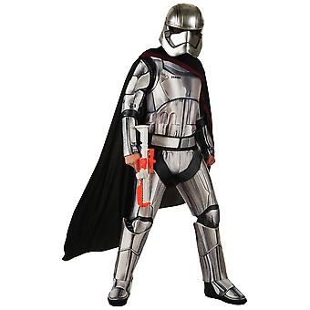 Deluxe Captain Phasma Starwars The Force weckt Walt Disney Kostüme für Frauen