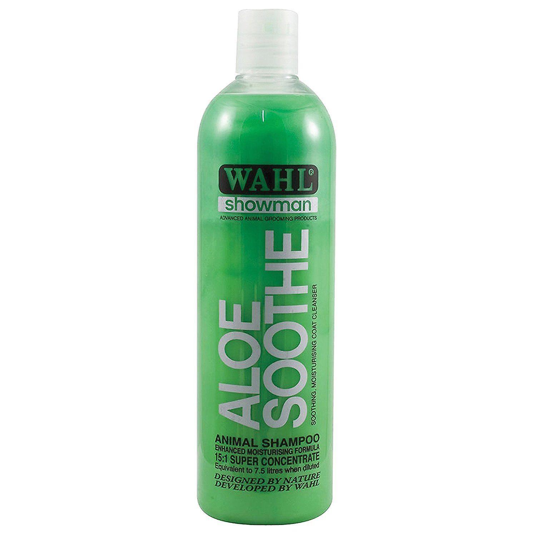 Wahl Aloe Soothe Dog Shampoo 500ml 560g x 6 pack