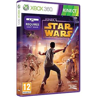 Star Wars Kinect - Kinect Required (Xbox 360) - Factory Sealed