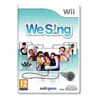 Wir singen - Solus (Wii)