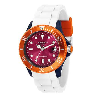 Candy time by Madison N.Y.. watch unisex U4484D