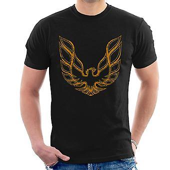 T-shirt Pontiac Firebird masculina