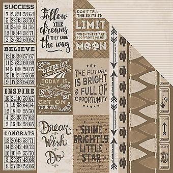 Accolade Double-Sided Cardstock 12