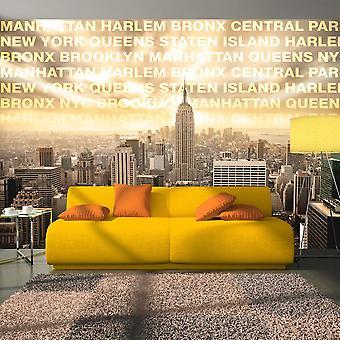 Wallpaper - Neighborhoods of New York