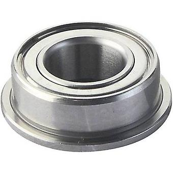 Reely BB081235T Deep groove ball bearing Chrome steel Inside diameter: 8 mm Outside diameter: 12 mm Rotational speed (m