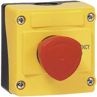 BACO LBX10410 Kill switch + låda 240 V AC 2.5 A 1 brytare IP66 1 dator