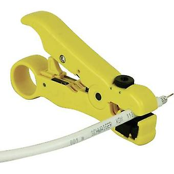 Schwaiger ABI212/ 531 Cable stripper Suitable for Coaxial cables RG59, RG6, RG7, RG11