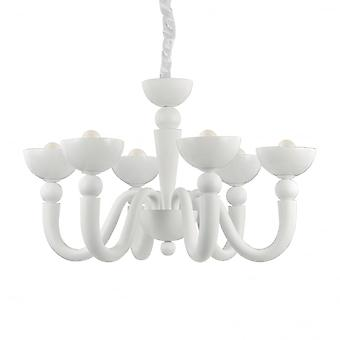 Ideal Lux Bon Bon Sp6 White
