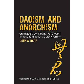 Daoism and Anarchism by Rapp & John A.
